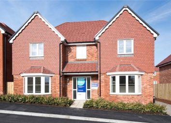Thumbnail 4 bedroom detached house for sale in Longbourn Way, Medstead, Alton, Hampshire