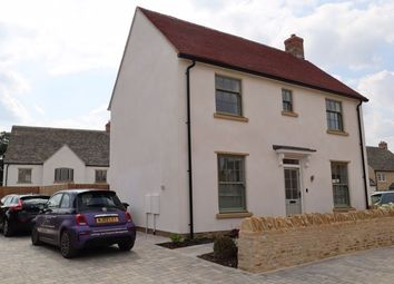 Thumbnail 3 bed detached house to rent in Bowlers Way, Woodstock