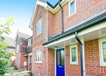 Thumbnail 3 bed semi-detached house for sale in Britannia Drive, Beggarwood, Basingstoke