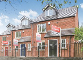 Thumbnail 3 bedroom detached house for sale in Mill Lane, Off Wightwick Bank, Tettenhall Wood, Wolverhampton