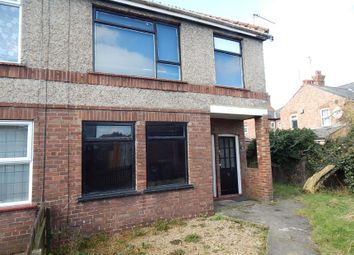 Thumbnail 2 bed flat for sale in 20 Harewood Drive, Kings Lynn, Norfolk