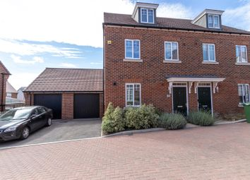 Thumbnail 3 bed semi-detached house for sale in Giles Drive, Ebbsfleet Valley, Swanscombe