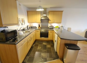 Thumbnail 2 bed flat for sale in Fern Court, Woodlaithes, Rotherham