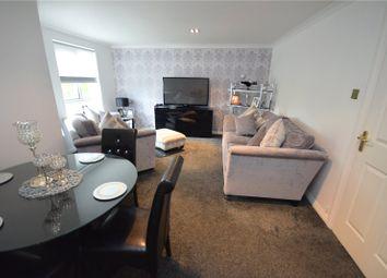 Thumbnail 2 bed flat for sale in Burte Court, Bellshill, North Lanarkshire