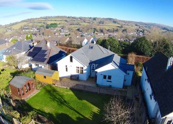 Thumbnail 4 bed detached house for sale in Walkham View, Whitchurch Road, Horrabridge, Yelverton