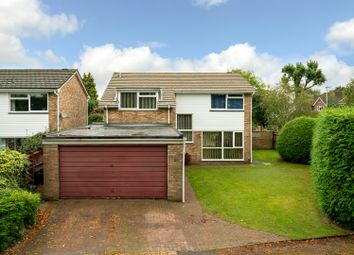 Thumbnail 4 bed detached house for sale in Lombardy Close, Leverstock Green, Hertfordshire