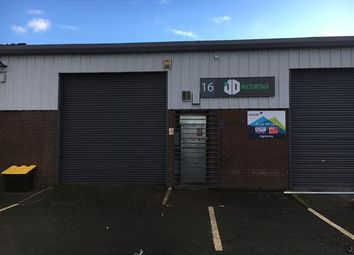 Light industrial to let in Newhall Road Industrial Estate, Sanderson Street, Sheffield S9