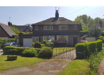 Thumbnail 2 bed semi-detached house for sale in Crewe Road, Madeley Heath Nr Crewe