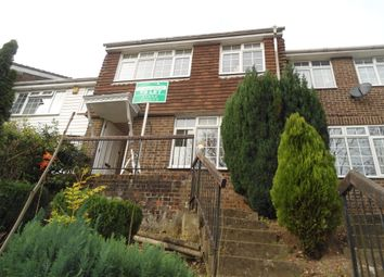 Thumbnail 3 bed terraced house to rent in Woodhurst, Davis Estate, Chatham