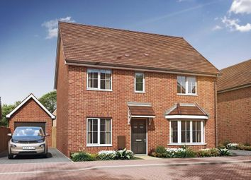 Thumbnail 4 bed detached house for sale in Fontwell Avenue, Eastergate, Chichester
