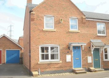 Thumbnail 3 bed end terrace house to rent in Firecrest Way, Aylesbury