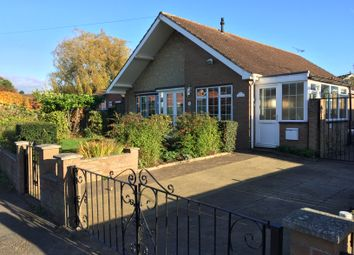 Thumbnail 3 bed bungalow to rent in Thinholme Lane, Westwoodside, Doncaster