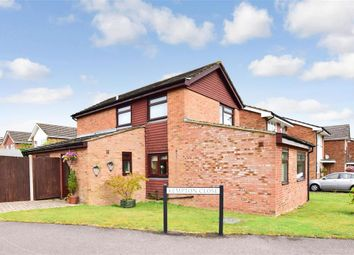 Thumbnail 3 bed detached house for sale in Kempton Close, Lords Wood, Chatham, Kent