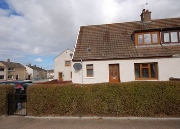 Thumbnail 2 bed semi-detached house for sale in Thornhill Road, Elgin, Elgin
