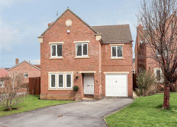 Thumbnail 4 bed detached house for sale in Spencers Way, Harrogate, North Yorkshire