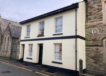 Thumbnail 3 bed semi-detached house for sale in 4 West Street, Liskeard, Cornwall