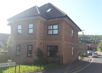 Thumbnail 1 bed flat to rent in Rosebery Road, Woodmancote, Dursley