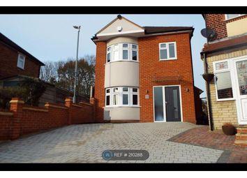 Thumbnail 3 bed detached house to rent in Penhurst Road`, Barkingside