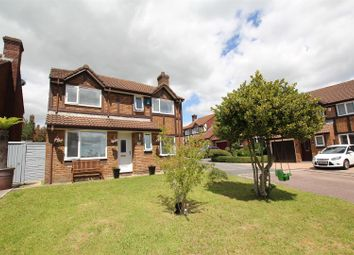 Thumbnail 4 bed detached house for sale in Boulden Close, Plympton, Plymouth