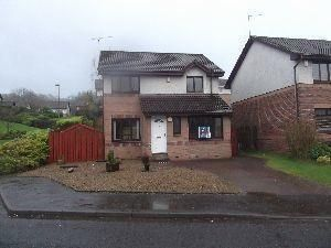 Thumbnail 4 bed detached house to rent in Earlshill Drive, Howwood, Johnstone