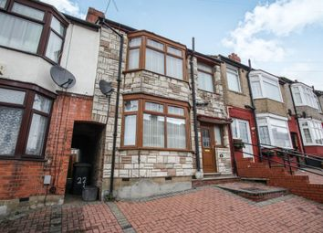 Thumbnail 3 bed terraced house for sale in Bradley Road, Luton