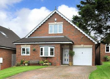 Thumbnail 4 bed detached house for sale in Dunsley Grove, Wolverhampton