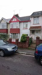 Thumbnail 3 bed terraced house to rent in Clifton Road, Paignton