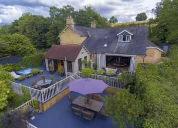 Thumbnail 4 bed detached house for sale in Pontfaen, Chirk, Wrexham