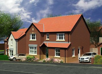 Thumbnail 4 bedroom detached house for sale in Plot 14, The Commodore, Llanyravon, Cwmbran