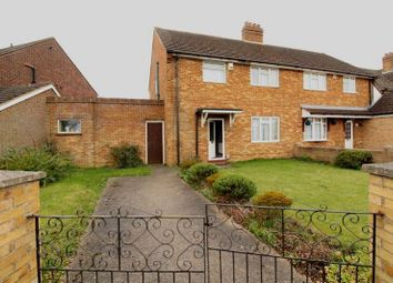 Thumbnail 3 bed semi-detached house to rent in Harrowden Road, Shortstown, Bedford