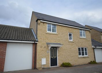 Thumbnail 3 bedroom link-detached house for sale in Taylor Way, Little Plumstead, Norwich