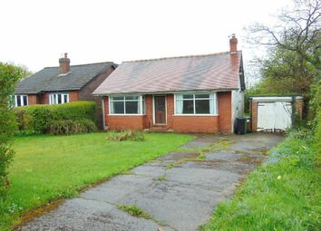 Thumbnail 3 bed detached bungalow for sale in Hollins Lane, Marple Bridge, Stockport