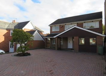 Thumbnail 5 bed detached house for sale in Gate Street, Sedgley, Dudley