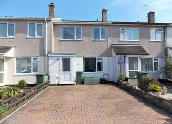 Thumbnail 3 bed terraced house for sale in Polventon Close, Heamoor, Penzance