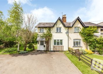 Thumbnail 3 bed semi-detached house for sale in Dacre Cottages, Berners Roding, Ongar, Essex