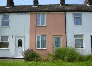 Thumbnail 2 bed terraced house to rent in Station Road, Sandy