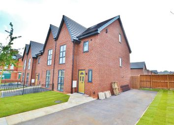 Thumbnail 4 bed town house for sale in Weaste Lane, Salford