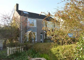Thumbnail 4 bedroom semi-detached house for sale in Clyne Valley Cottages, Killay, Swansea