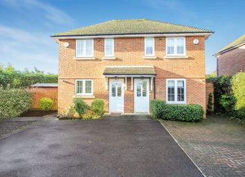 Thumbnail 2 bed semi-detached house for sale in Cherrytree Close, Holmer Green, High Wycombe
