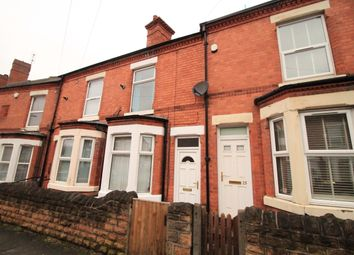 Thumbnail 2 bed terraced house to rent in Strelley Street, Bulwell, Nottingham