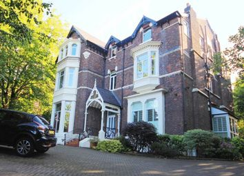 Thumbnail 2 bed flat for sale in Alexandra Drive, Sefton Park, Liverpool