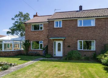 Thumbnail 4 bed semi-detached house for sale in Station Road, Ottringham, East Riding Of Yorkshire