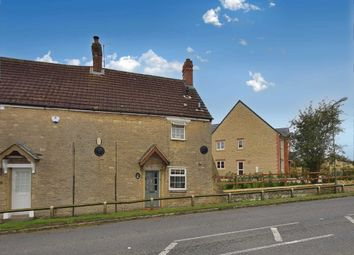 Thumbnail 3 bed cottage to rent in New Row, Northampton Road, Lavendon, Olney