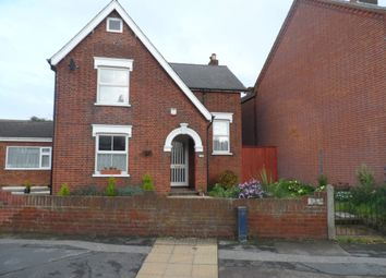 Thumbnail 3 bed semi-detached house to rent in High Road West, Felixstowe