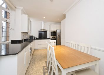 Thumbnail 3 bed flat to rent in Hyde Park Gate, London
