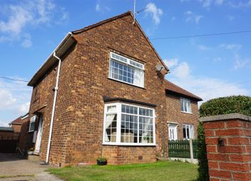 Thumbnail Semi-detached house for sale in Welfare Road, Woodlands, Doncaster