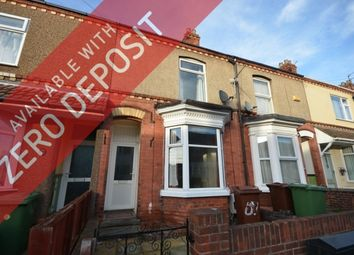 Thumbnail 2 bedroom terraced house to rent in Torrington Street, Grimsby