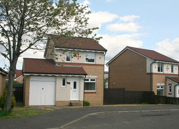 Thumbnail 3 bed detached house for sale in Mcmahon Drive, Newmains, Wishaw