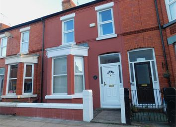 Thumbnail 3 bed terraced house to rent in Ramilies Road, Liverpool, Merseyside
