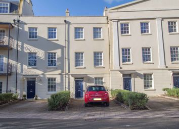 Thumbnail 4 bedroom terraced house for sale in Mount Wise Crescent, Plymouth